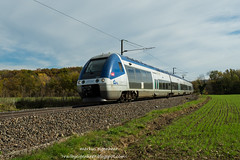 SNCF TER AGC 27756 - Photo of Frangy