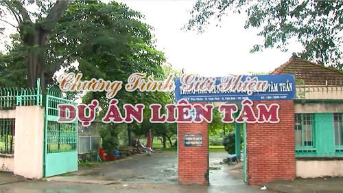 Hoi thao Du an Lien Tam tai Thu Duc