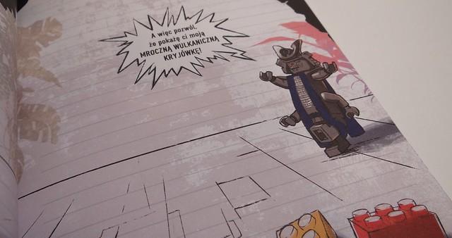 Tajny dziennik Garmadona 6