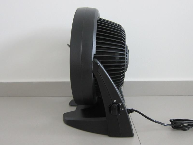 Vornado 630 - Side - 3-Speed Control