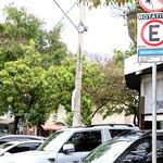 qui, 05/10/2017 - 06:49 - Visita técnica ao Bairro Cidade Nova, com a  finalidade de verificar os impactos na circulação de veículos, nos arredores da Feira dos Produtores, após a implantação do sistema de estacionamento rotativo.Foto: Rafa Aguiar