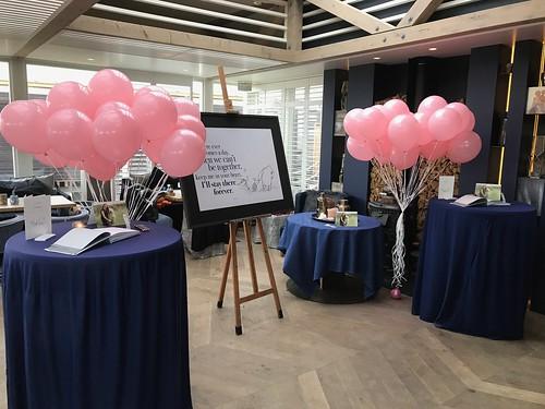 Heliumballonnen Waterreus Scheveningen