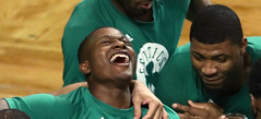 Rozier, Smart Bring Energy, Life as C's Down 76ers