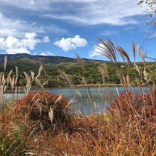 バラギ湖(無印良品カンパーニャ嬬恋キャンプ場)