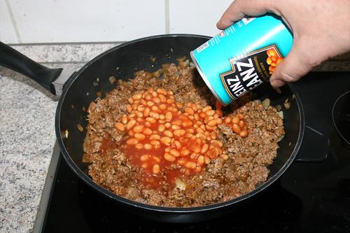 48 - Baked Beans hinzufügen / Add baked beans