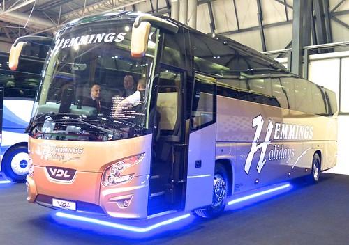 'Coach & Bus UK17' 'Hemmings Holidays' VDL Futura FHD2 MX11 on 'Dennis Basford's railsroadsrunways.blogspot.co.uk'