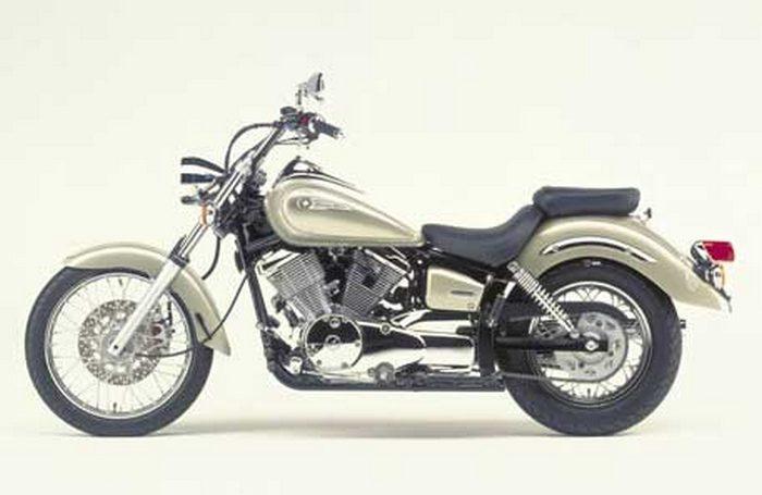 Yamaha 125 DRAGSTAR 2000 - 4