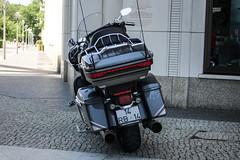 Portugal Motorcycle - Harley Davidson Electra Glide