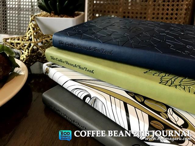 Coffee Bean 2018 Journal