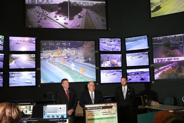Smart Signal Corridor Routes