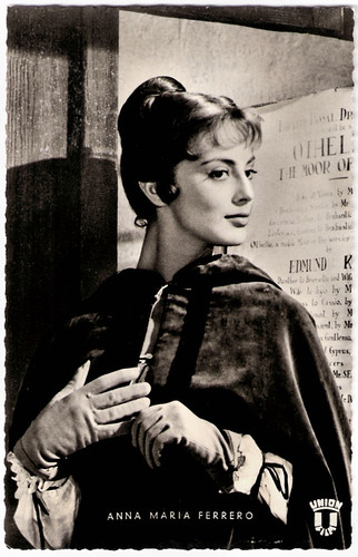 Anna Maria Ferrero in Kean - Genio e sregolatezza (1957)