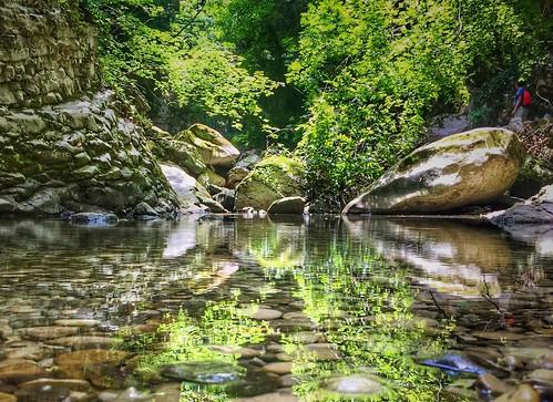 Reflection -  Discovering Abruzzo