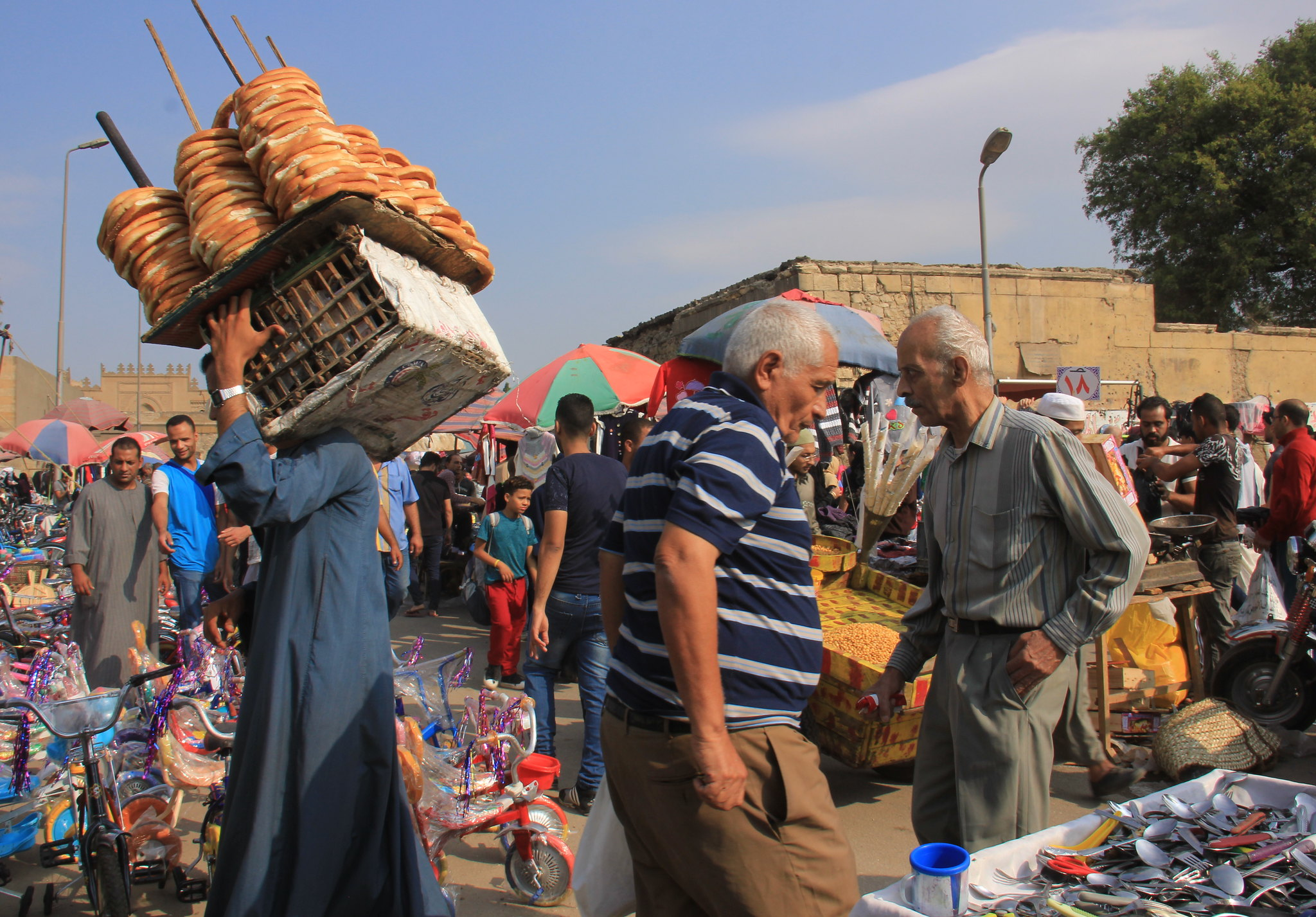 Souq al Goma is also called Friday Market