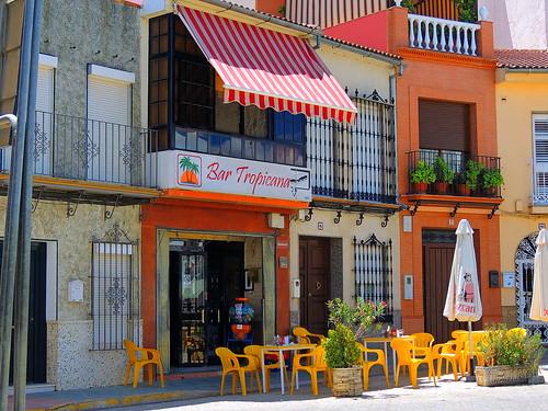 <Bar Tropicana> El Saucejo (Sevilla)