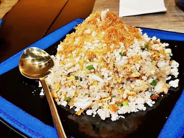 Superior Seafood Fried Rice
