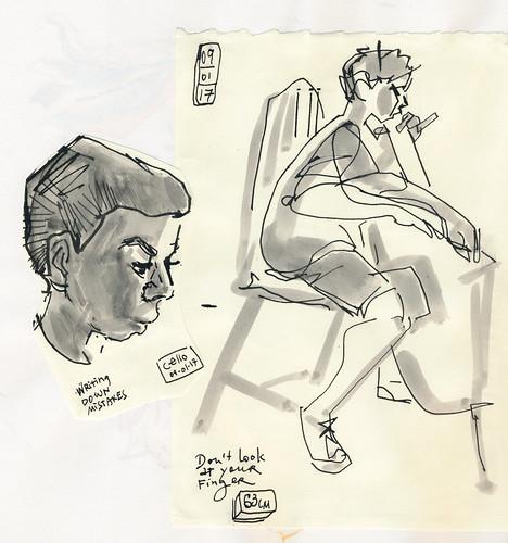 Sketchbook #108: Everyday Life_514