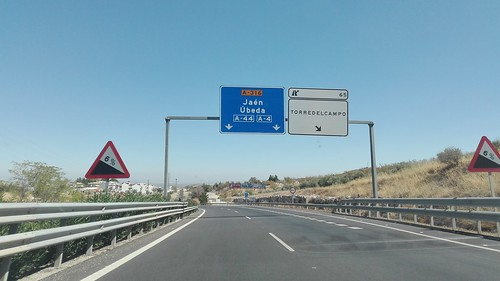 A316 - saída Torredelcampo