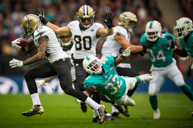 NFL Dolphins v Saints 134