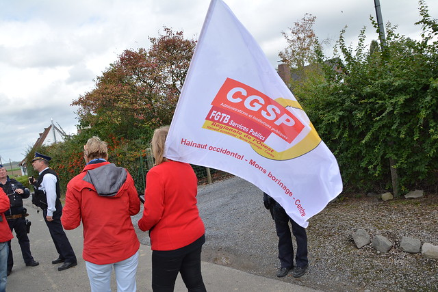La CGSP-ADMI soutien les éducateurs de l'Elysée