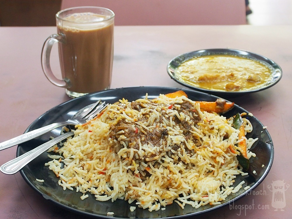 biryani, briyani, food, food review, halal food, indian muslim, nasi biryani, nasi briyani, north bridge road, review, signapore, singapore zam zam, zam zam, masjid sultan,sultan mosque