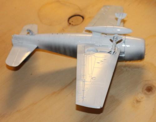 """Grumman F6F-3 Hellcat, """"Vit 19 Vraciu"""", Eduard 1/48 - Sida 2 36846580033_7dca6dae18"""