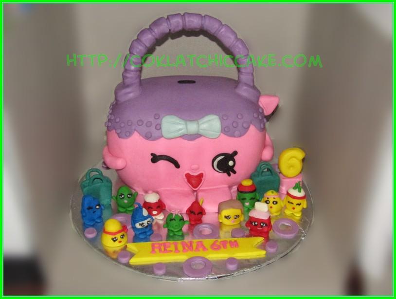 cake shopkins REINA