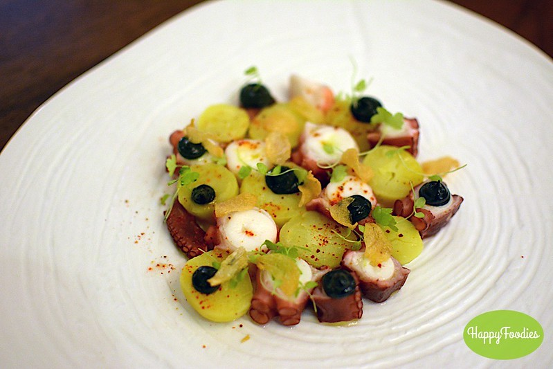 Smoked Atlantic Octopus