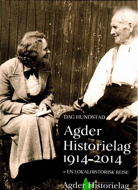 Bøker - Agder Historielag