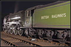 The Flying Scotsman And Tornado Timeline Event 7
