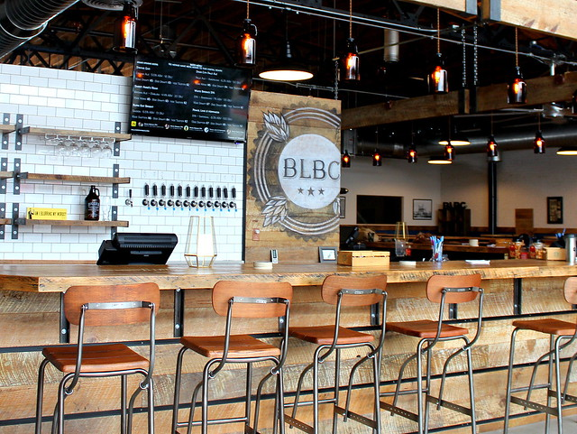 Big Lick Brewing Company Bar