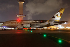 A6-APG - Airbus A380-861 - Etihad - KJFK - Sept 2017