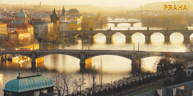 Czech Republic - Prague - Bridges