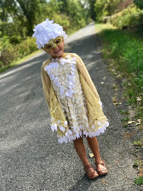 Snow Owl Costume For Girls from Chasing Fireflies
