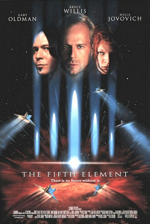 The Fifth Element - Poster 2