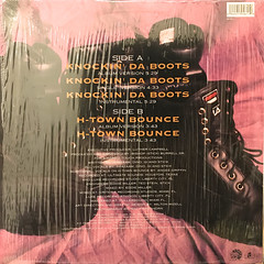 H-TOWN:KNOCKIN' DA BOOTS(JACKET B)