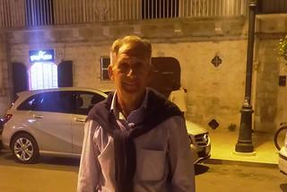 Noicattaro. Giacomo Miulli front