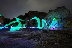 Green Saber Light Painter