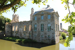 Le château de Gratot - Photo of La Ronde-Haye