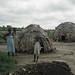 Small photo of Fulani nomad huts Fan palms Kaduna