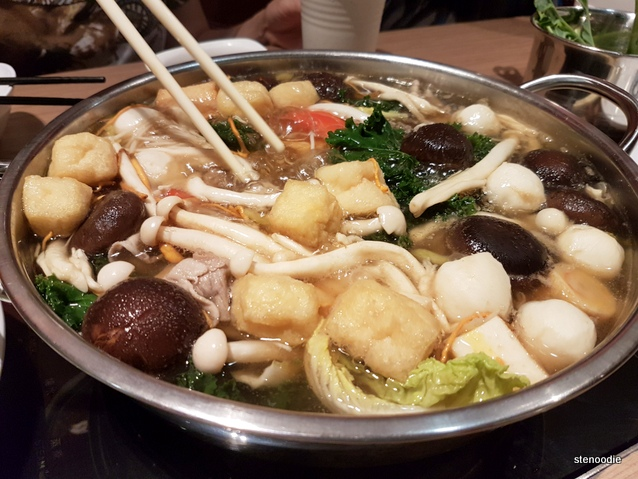 Gyujin Shabu Shabu & Sukiyaki pot