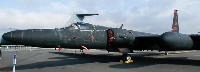 Lockheed Martin U-2 'Dragon Lady',RIAT,RAF Fairford,Gloucestershire.