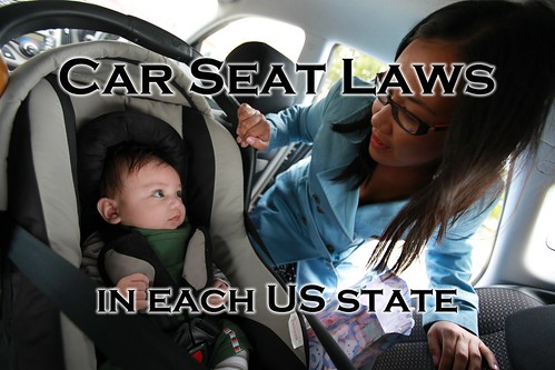 Car Seat Laws in Each US State - Anne\'s Travels