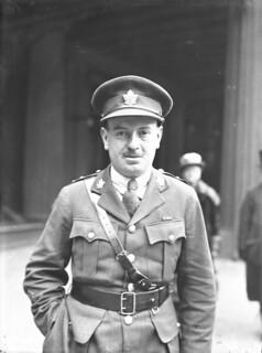 Lieutenant Graham Thomson Lyall / Lieutenant Graham Thomson Lyall