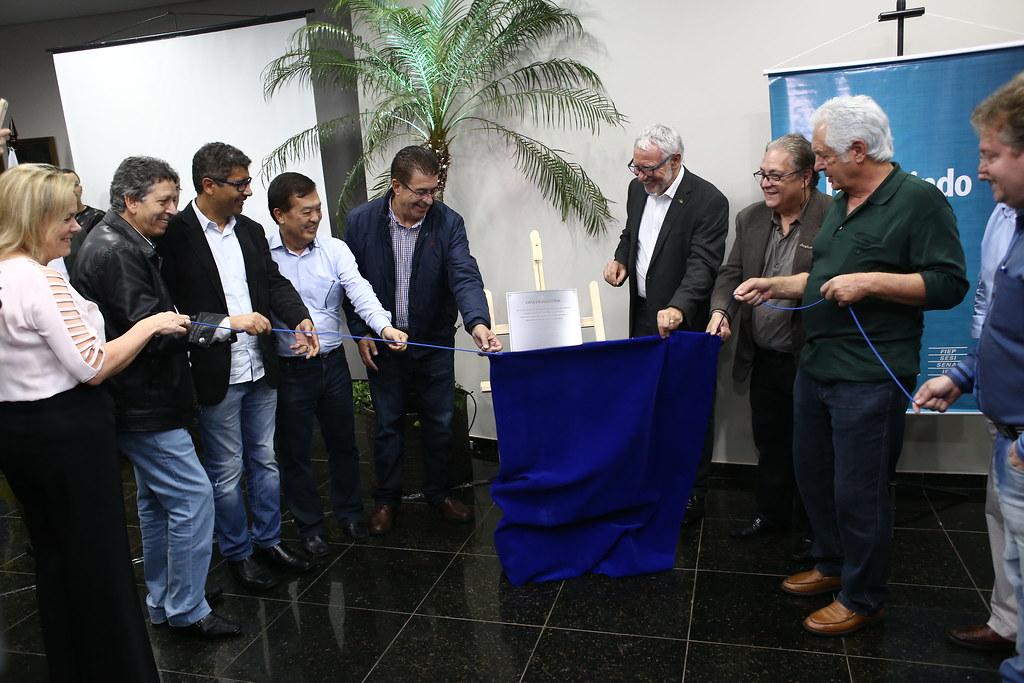 Inauguração da Casa da Indústria em Londrina