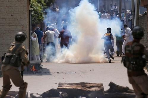 Three Civilians Killed in Blast, Troops' Firing in IOK