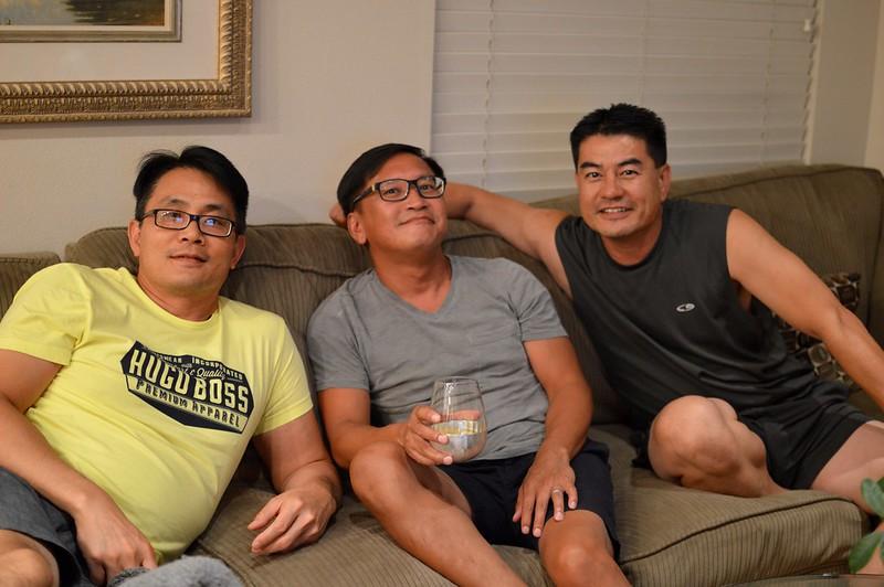 August 2017 Family Dinner