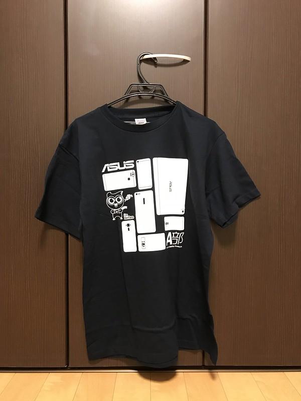 A部Tシャツ