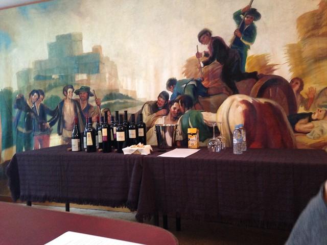 Cata at Cámara Agraria