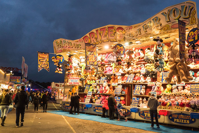 Hull Fair. Photo: © Josh Moore