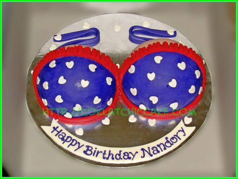 Cake boobs Nandory